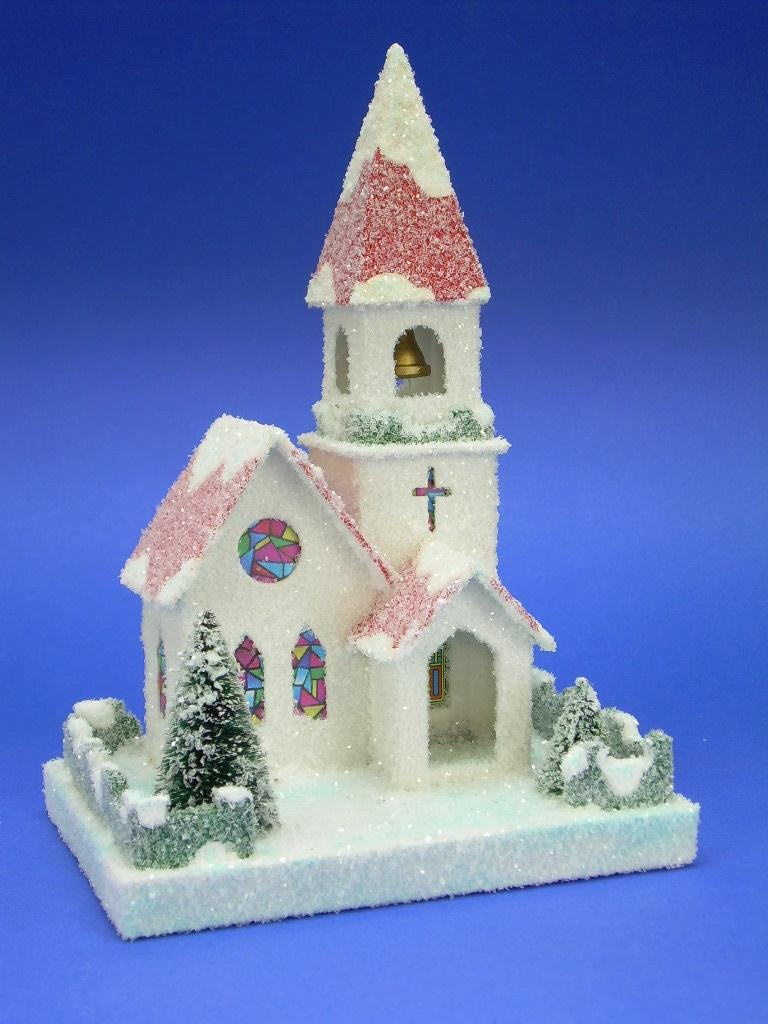 Little Glitter Houses - Home Page